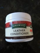 Oakwood conditioner tub